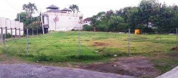 Land Closed to Echo Beach Canggu for Sale Suitable for Villas