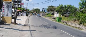 Land for Sale in Seminyak Bali Located at Jalan Batu Belig suitable for Villas