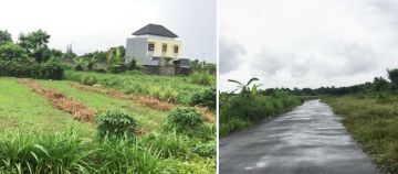 Land in Padang Galak Sanur for Sale with Ocean View