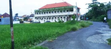 Land for Sale in Pemogan Street Gelogor Carik Denpasar for Housing Project
