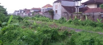 Land for Sale in Jalan Gurita area of Sesetan Denpasar Bali