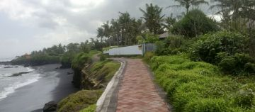Beachfront Land for Sale in Cemagi located between Canggu and Tanah Lot Bali