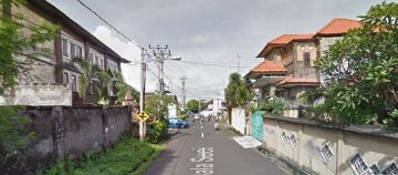 Land for Sale in Gatsu Tengah Northern Denpasar closed to many Offices