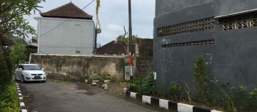 Land for sale in Jalan Pendidikan Sidakarya Southern Denpasar
