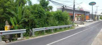 Land for Lease in Jalan Batu Bolong Canggu near Pepito