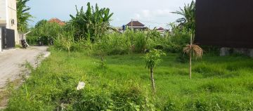 Land for Sale in Jalan Tukad Badung Renon suitable for House or Villas
