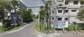 Land 650m2 for Sale at Jalan Tukad Badung Renon