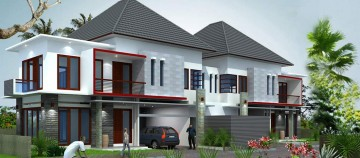New House for Sale or Land Plot For Sale in Renon Denpasar