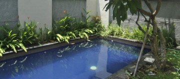 For Sale New Minimalist House Like a Villa in Southern Denpasar