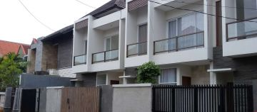 New Minimalist House for Sale in Panjer Denpasar Wide Access Road