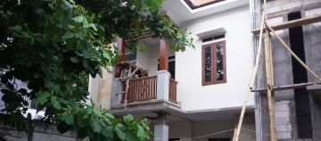 New Cheap Price House but Very Good Quality for Sale in Renon Denpasar Bali