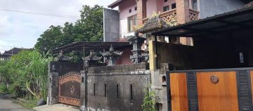 Cheap Used House for sale in Panjer near Downtown of Denpasar