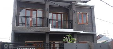 Nice New Minimalist House for Sale in Denpasar Barat