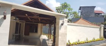 House for Sale in  Sekar Sari North Sanur with Swimming Pool Space