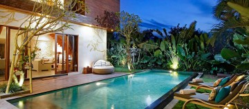 Ocean View Villa for Sale in Bali Closed to Tanah Lot