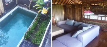 Cheap Fully Furnished Villa for Sale near Jimbaran Bali Ocean View