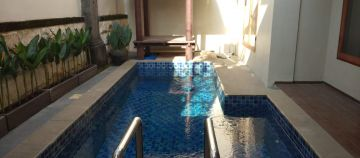 Full Furnished Villa for Rent in Canggu Bali