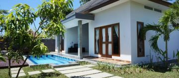 Villa for Rent in Countryside of Tabanan with Ricefield View